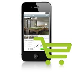 mobiele webshop